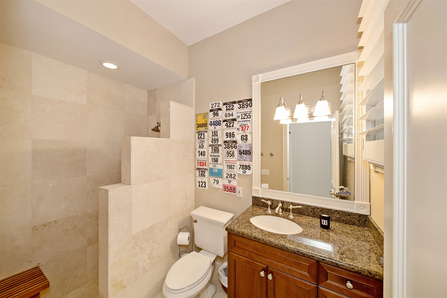 Real Estate Photography - 4305 NW 24TH Way, Boca Raton, FL, 33431 - 2nd Bathroom