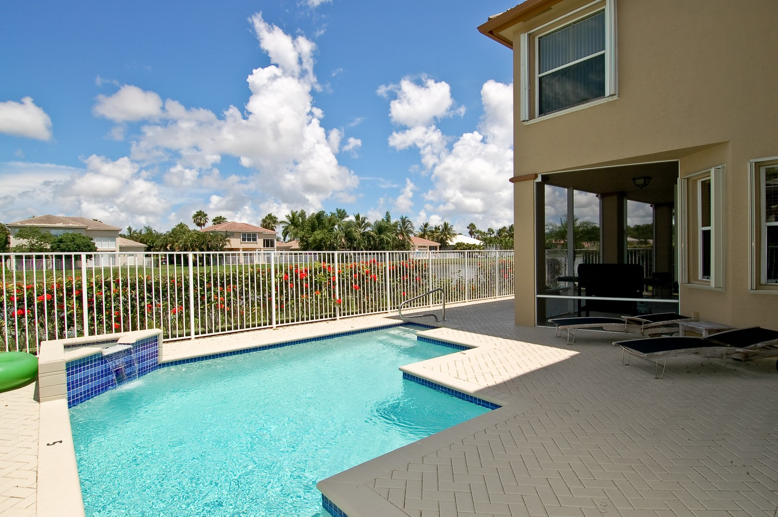 Real Estate Photography - 11308 Sea Grass Cir, Boca Raton, FL, 33498 - Pool