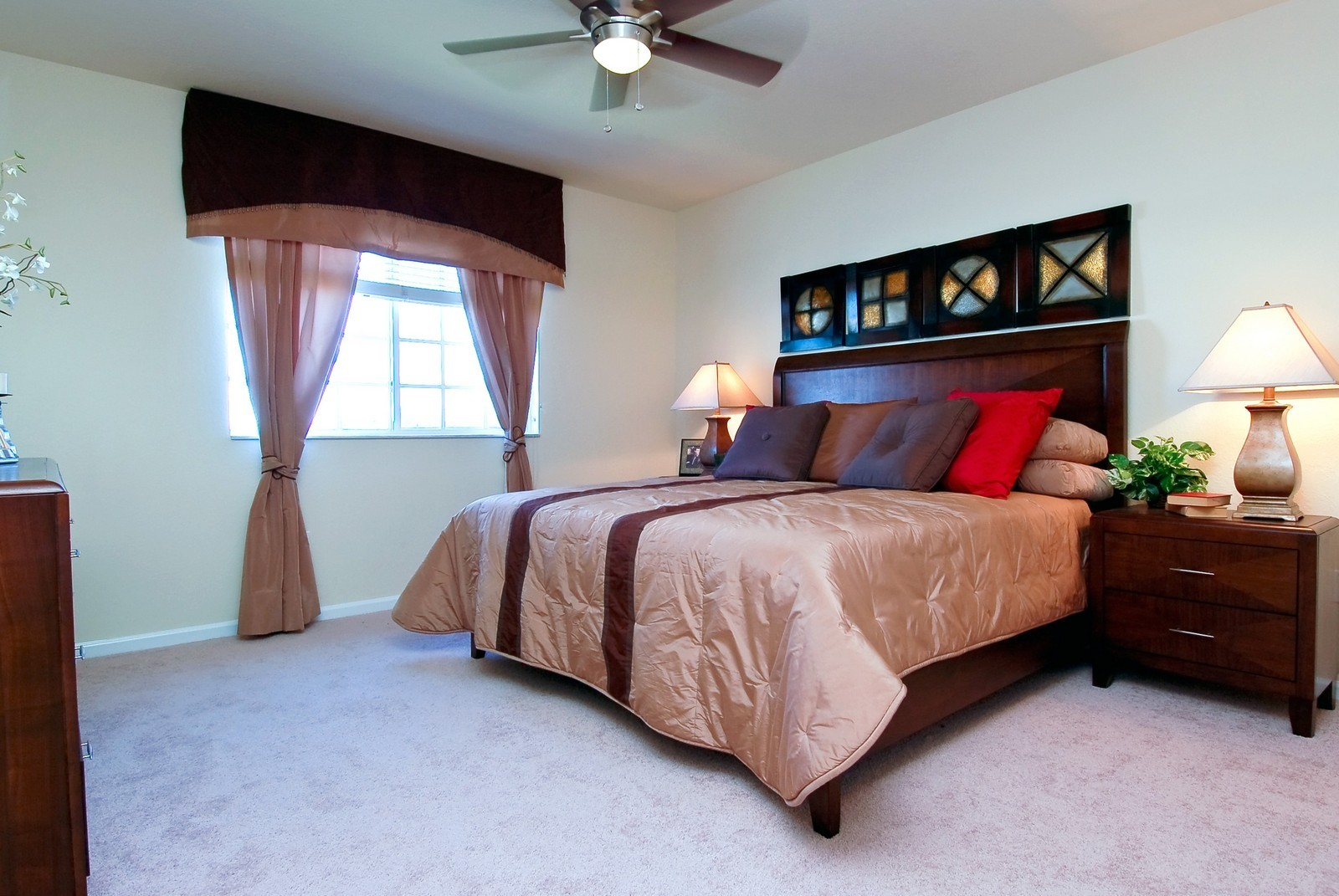 Real Estate Photography - 3169 NW 32nd St, Cayman Model, Oakland Park, FL, 33309 - Master Bedroom