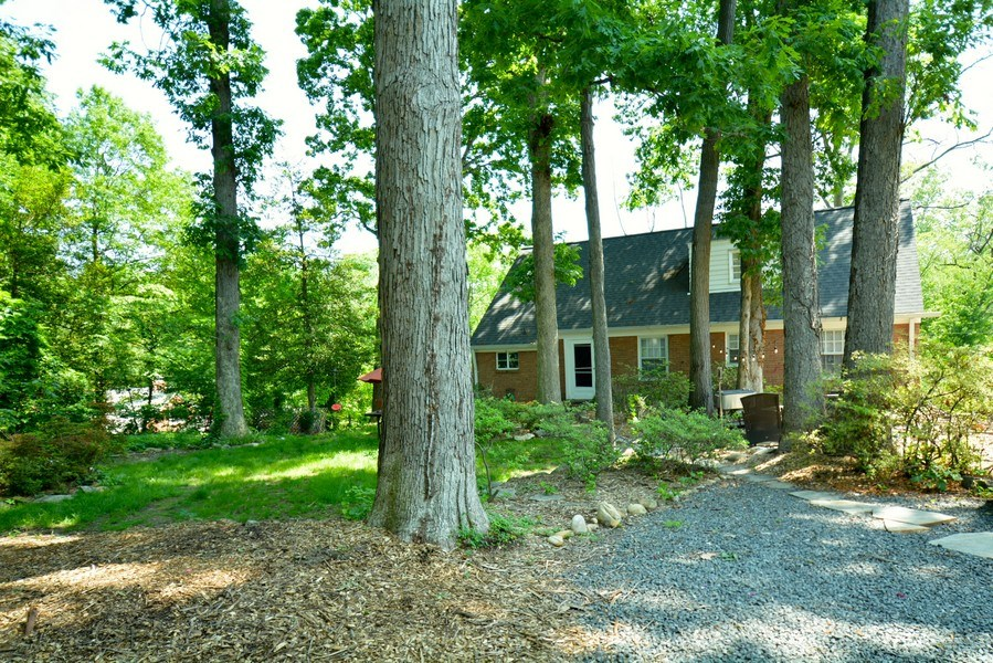 Real Estate Photography - 918 W. Timber Branch Pkwy., Alexandria, VA, 22302 - Rear View