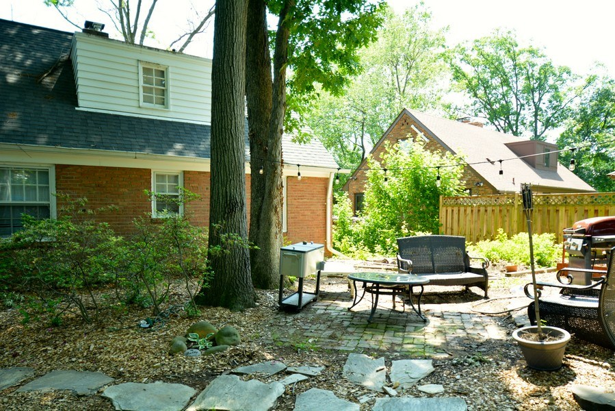 Real Estate Photography - 918 W. Timber Branch Pkwy., Alexandria, VA, 22302 - Patio