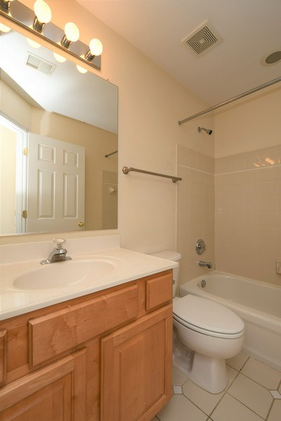 Real Estate Photography - 678 McLeary Sq, Leesburg, VA, 20175 - Bathroom