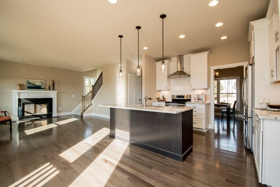 Real Estate Photography - 40877 Yakey Ln, Lovettsville, VA, 20180 - Kitchen