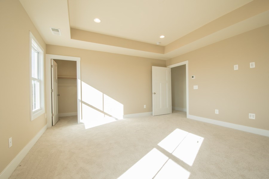 Real Estate Photography - 40877 Yakey Ln, Lovettsville, VA, 20180 - Master Bedroom