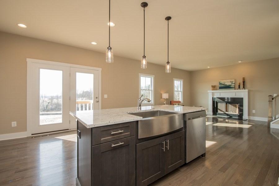 Real Estate Photography - 40877 Yakey Ln, Lovettsville, VA, 20180 - Kitchen / Breakfast Room