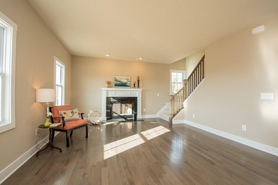 Real Estate Photography - 40877 Yakey Ln, Lovettsville, VA, 20180 - Family Room