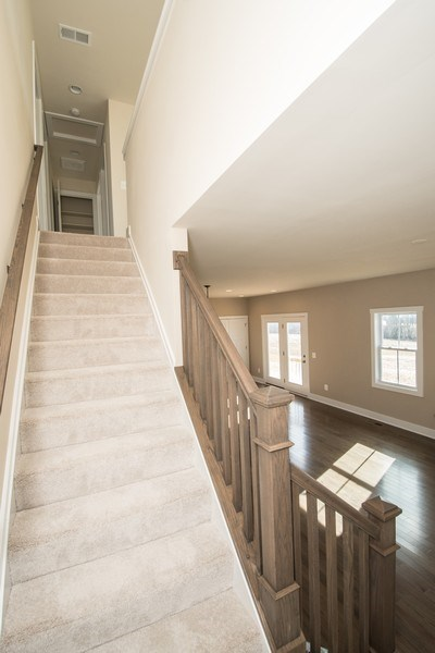Real Estate Photography - 40877 Yakey Ln, Lovettsville, VA, 20180 - Staircase
