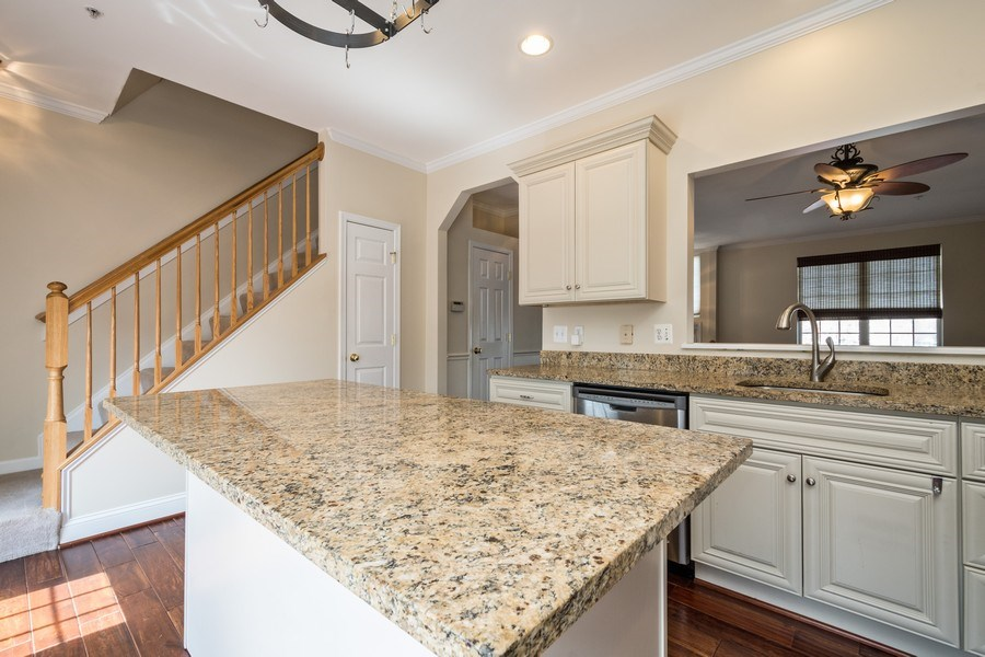 Real Estate Photography - 6634 Duncan Place, Frederick, MD, 21703 - Kitchen