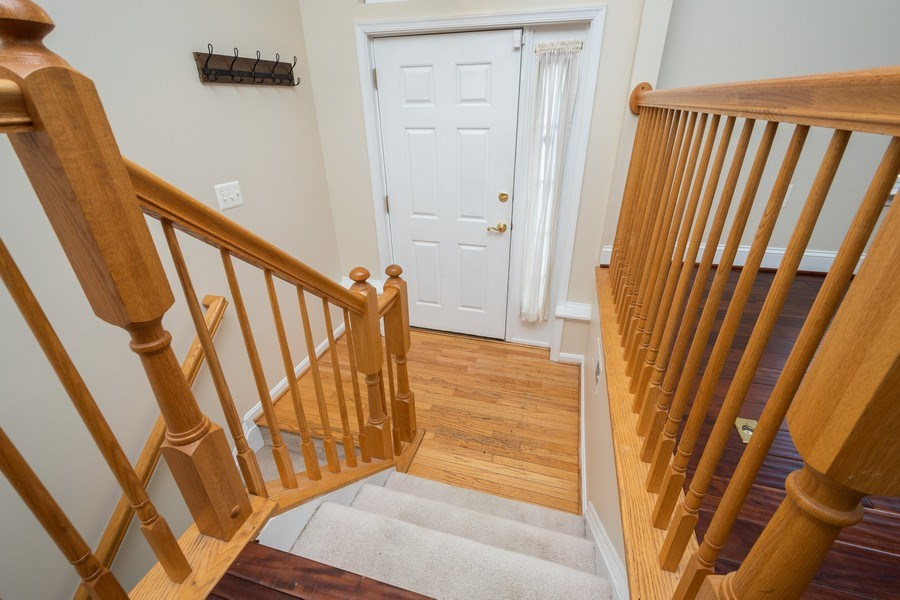 Real Estate Photography - 6634 Duncan Place, Frederick, MD, 21703 - Foyer
