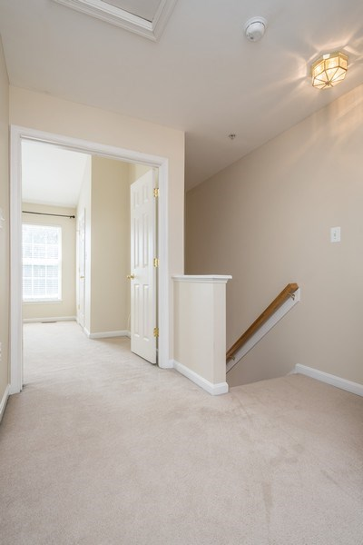 Real Estate Photography - 6634 Duncan Place, Frederick, MD, 21703 - Hallway