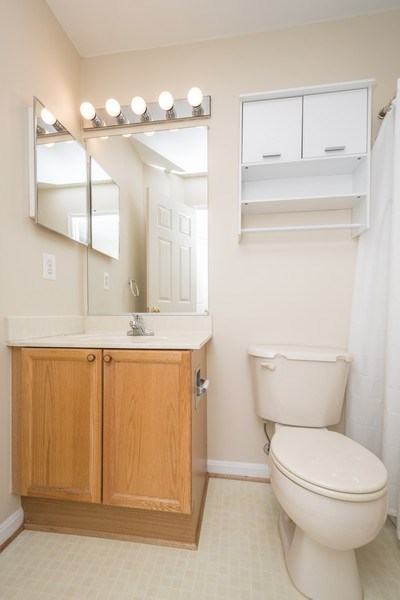 Real Estate Photography - 6634 Duncan Place, Frederick, MD, 21703 - 2nd Bathroom