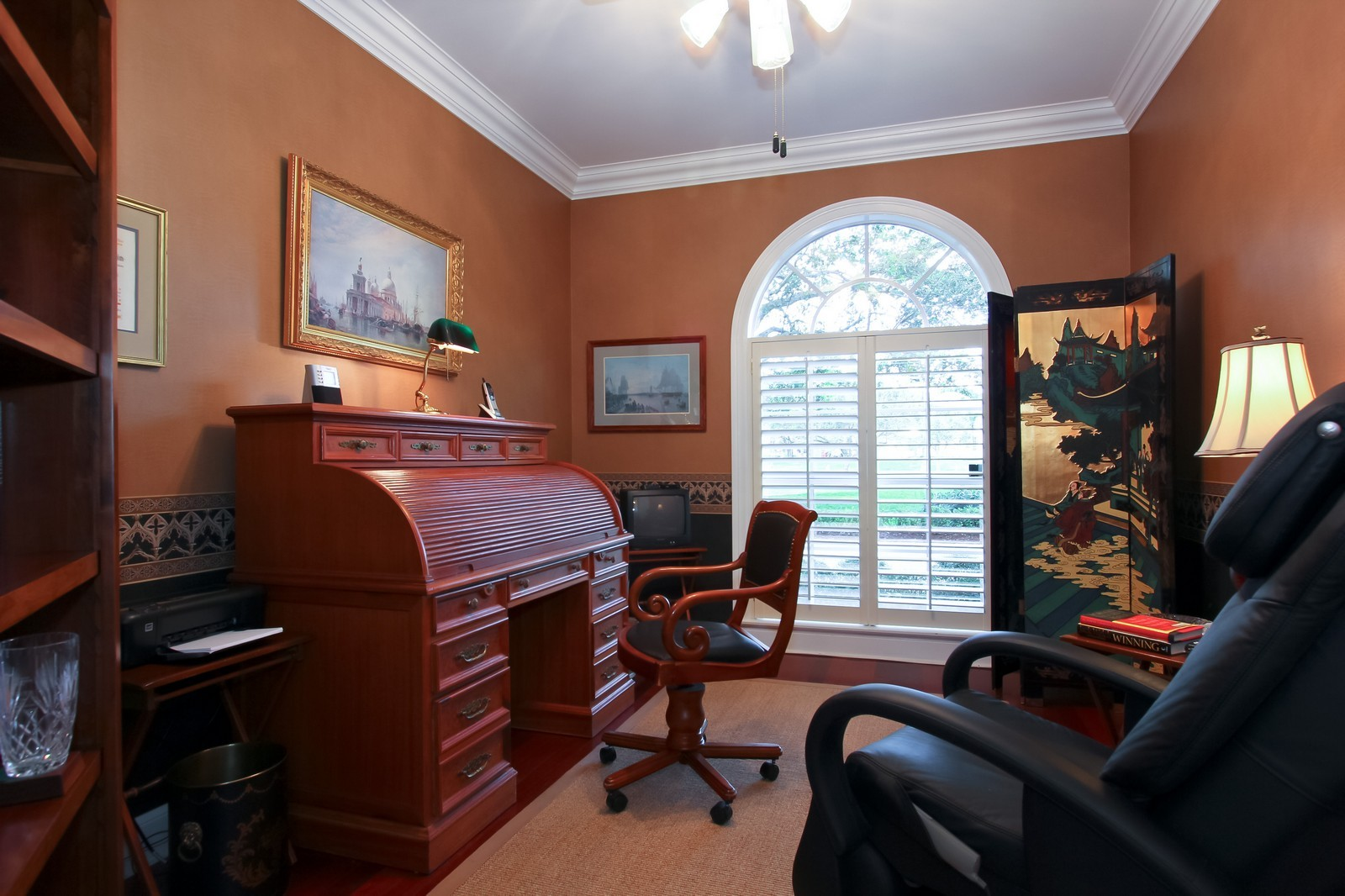 Real Estate Photography - 8725 Native Dancer, Palm Beach Gardens, FL, 33418 - Office