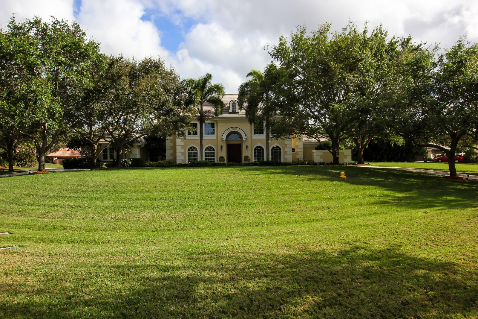 Real Estate Photography - 8725 Native Dancer, Palm Beach Gardens, FL, 33418 - Front View