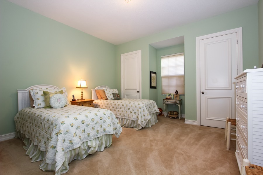Real Estate Photography - 325 chambord terr, pbg, FL, 33408 - Bedroom