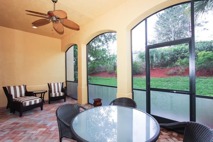 Real Estate Photography - 325 chambord terr, pbg, FL, 33408 - Patio