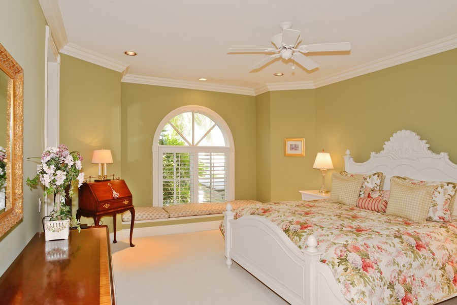 Real Estate Photography - 8533 Egret Meadow Ln, West Palm Beach, FL, 33412 - Guest Bedroom