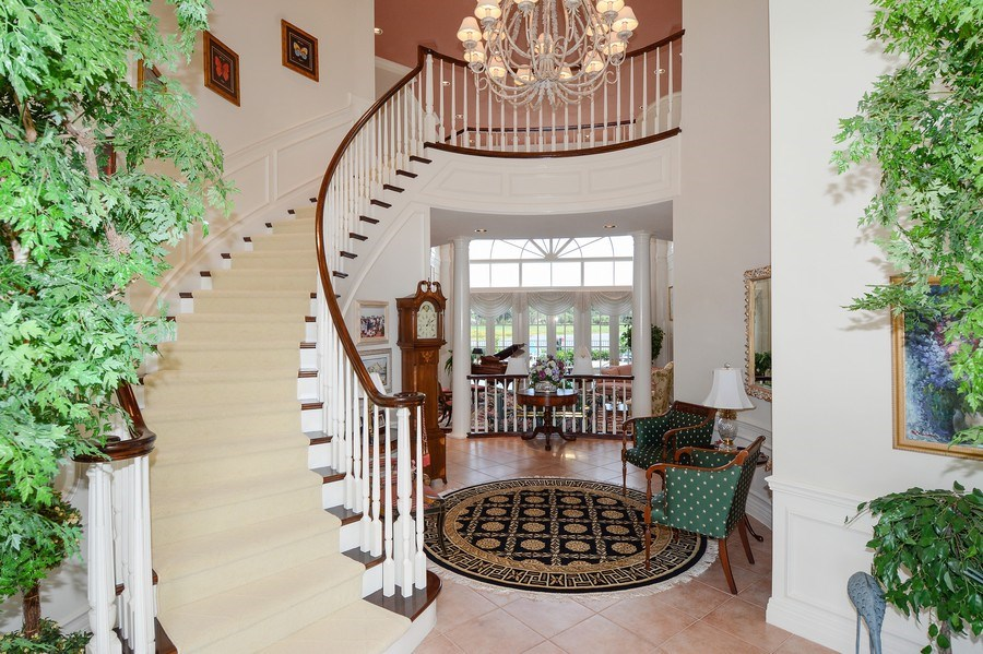 Real Estate Photography - 8533 Egret Meadow Ln, West Palm Beach, FL, 33412 - Foyer