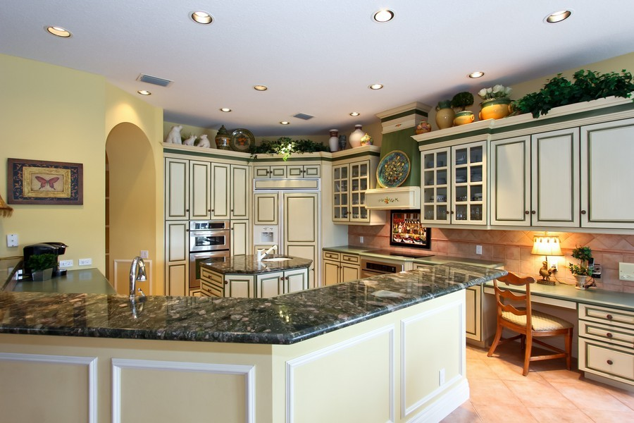 Real Estate Photography - 8533 Egret Meadow Ln, West Palm Beach, FL, 33412 - Kitchen