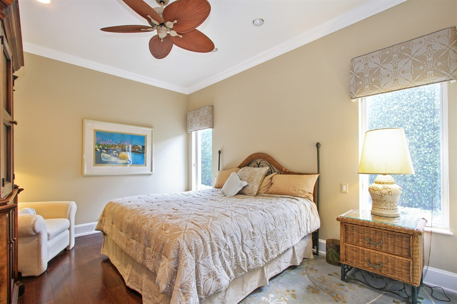 Real Estate Photography - 40 St. Thomas Drive, Palm Beach Gardens, FL, 33418 - 2nd Bedroom