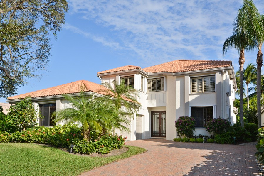 Real Estate Photography - 13893 LEHAVRE DR, PALM BEACH GARDENS, FL, 33410 - Front View