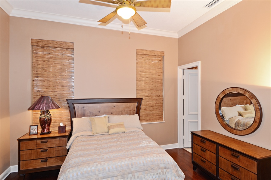 Real Estate Photography - 417 Savoie Dr, Palm Beach Gardens, FL, 33418 - 4th Bedroom