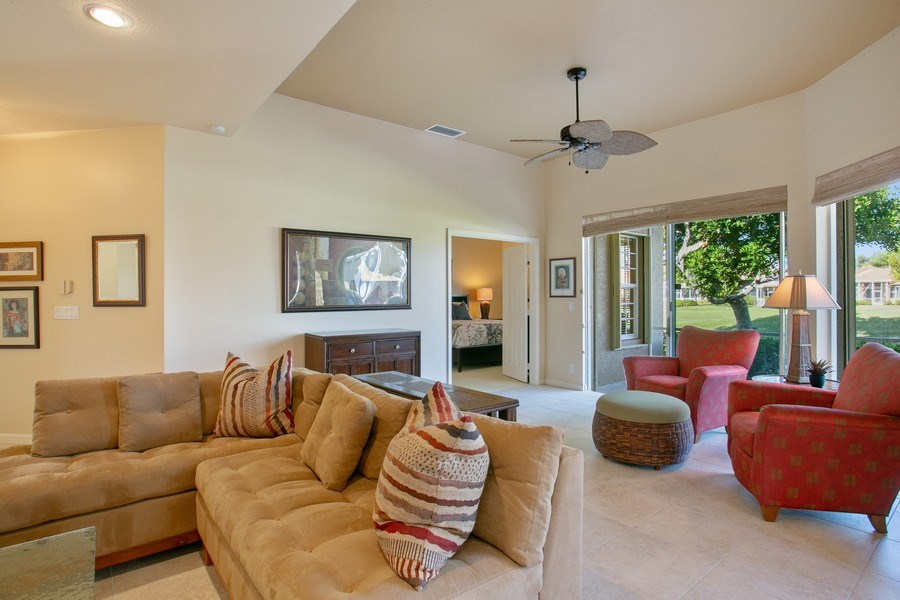 Real Estate Photography - 8377 Quail Meadow Way, West Palm Beach, FL, 33412 - Living Rm/Family Rm