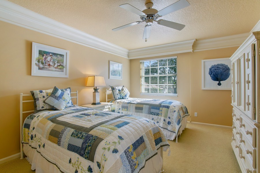 Real Estate Photography - 8377 Quail Meadow Way, West Palm Beach, FL, 33412 - 2nd Bedroom