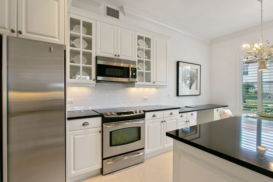 Real Estate Photography - 10327 Orchid Reserve Dr, West Palm Beach, FL, 33412 - Kitchen