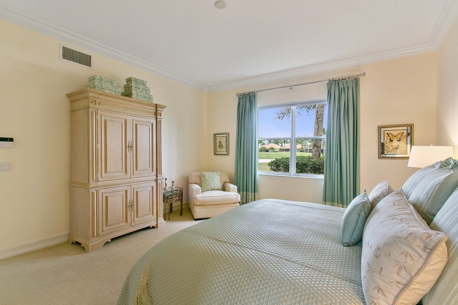 Real Estate Photography - 10327 Orchid Reserve Dr, West Palm Beach, FL, 33412 - Master Bedroom