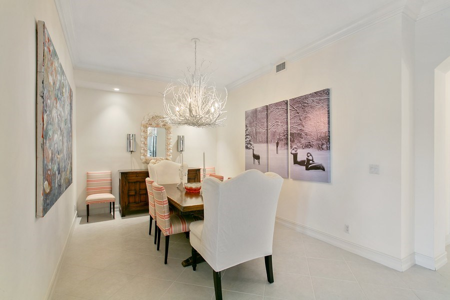Real Estate Photography - 10327 Orchid Reserve Dr, West Palm Beach, FL, 33412 - Dining Room