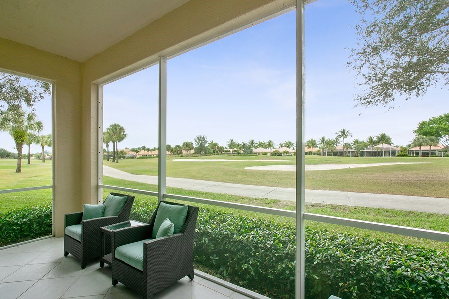 Real Estate Photography - 10327 Orchid Reserve Dr, West Palm Beach, FL, 33412 - Patio