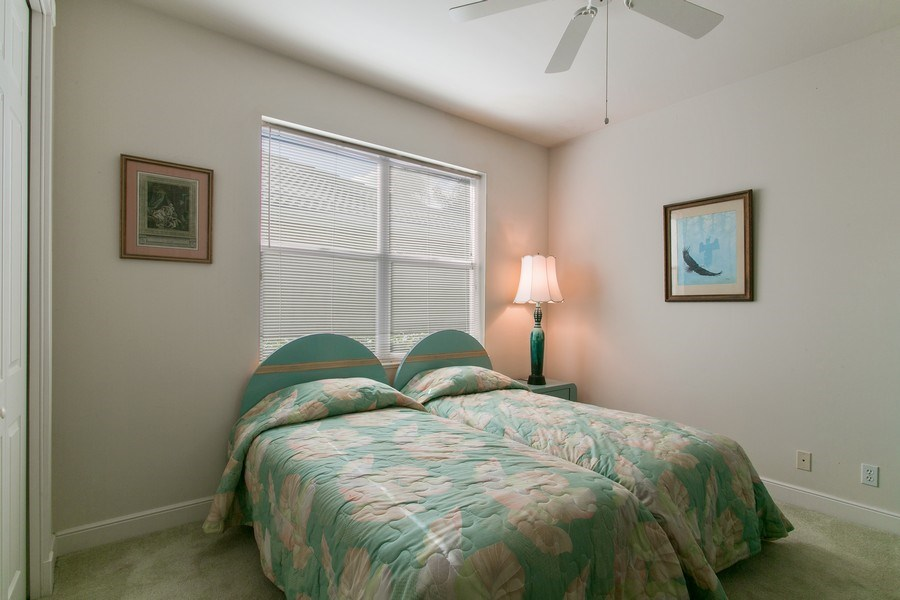 Real Estate Photography - 8990 Lakes Blvd, West Palm Beach, FL, 33412 - 3rd Bedroom