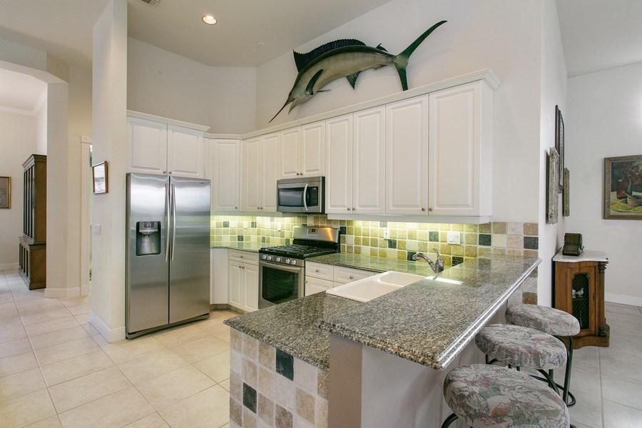 Real Estate Photography - 8990 Lakes Blvd, West Palm Beach, FL, 33412 - Kitchen