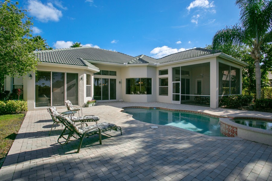 Real Estate Photography - 8990 Lakes Blvd, West Palm Beach, FL, 33412 -