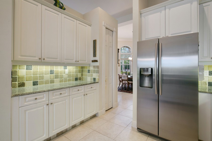 Real Estate Photography - 8990 Lakes Blvd, West Palm Beach, FL, 33412 - Kitchen