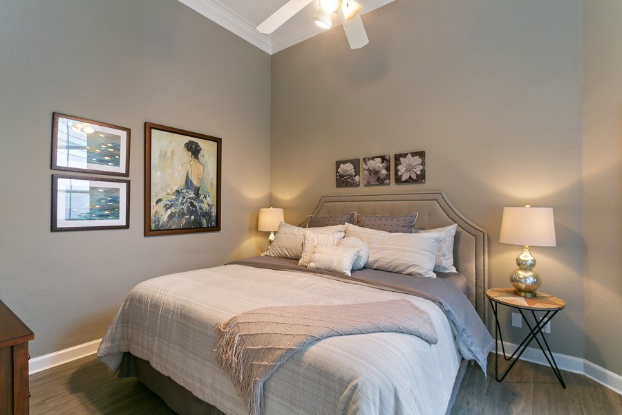 Real Estate Photography - 8660 Falcon Green Drive, West Palm Beach, FL, 33412 - Guest Bedroom (3rd)
