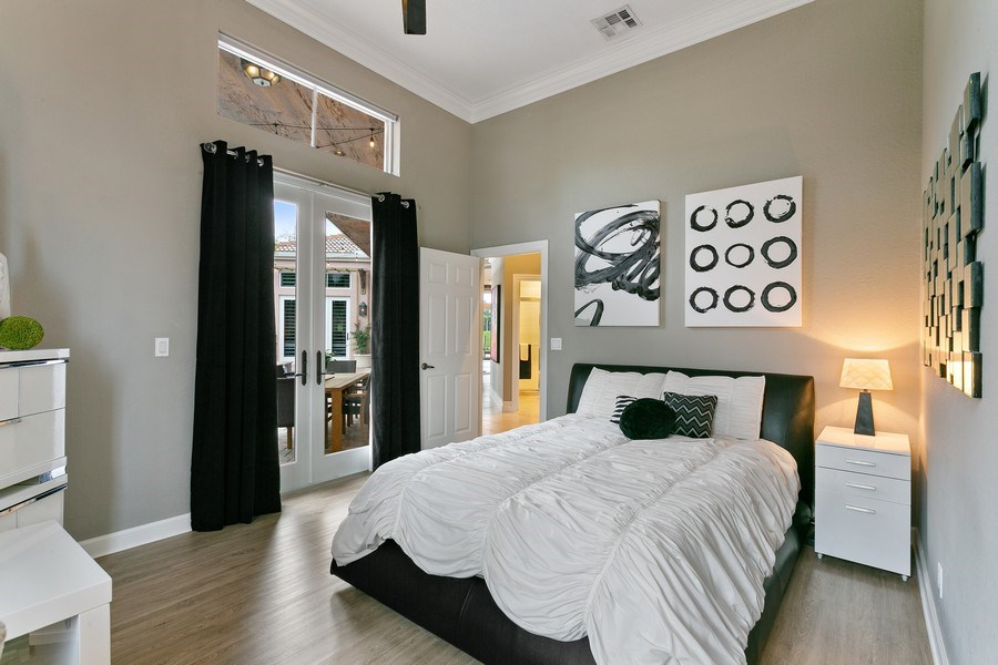 Real Estate Photography - 8660 Falcon Green Drive, West Palm Beach, FL, 33412 - Guest Bedroom (2nd)