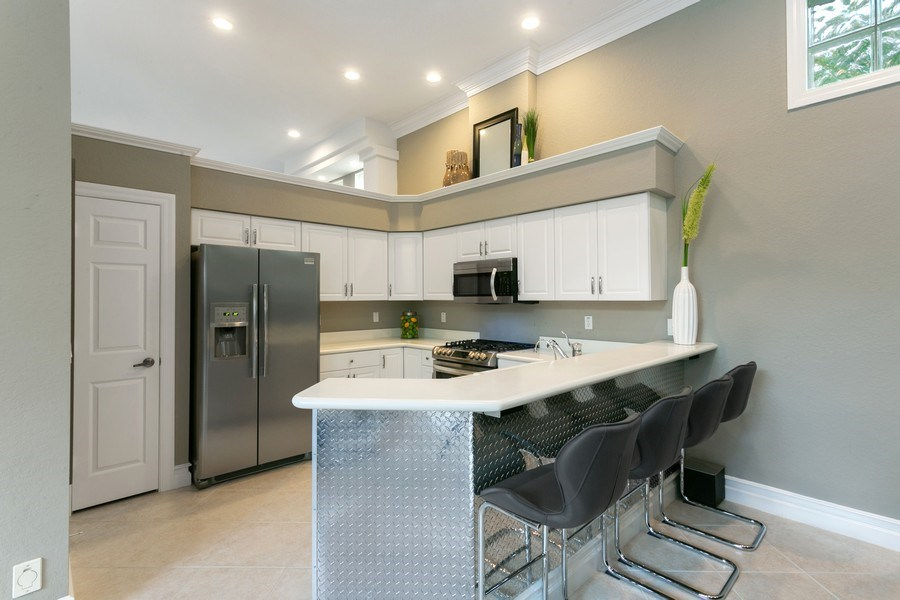 Real Estate Photography - 8660 Falcon Green Drive, West Palm Beach, FL, 33412 - Kitchen
