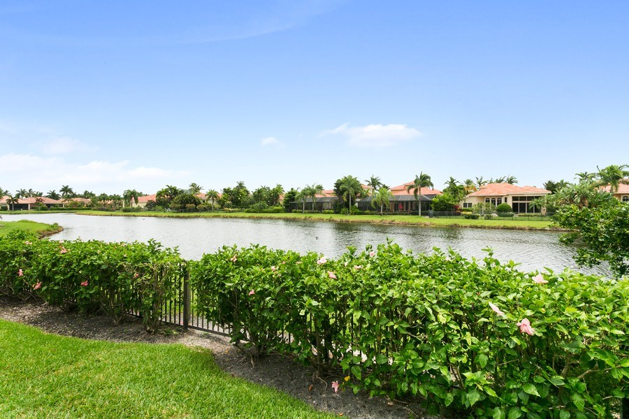 Real Estate Photography - 7101 Tradition Cove Lane East, West Palm Beach, FL, 33412 - View