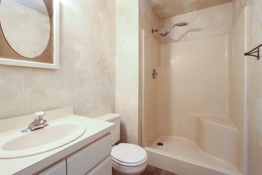 Real Estate Photography - 141 Oak Lane Dr, Lake Villa, IL, 60046 - Master Bathroom