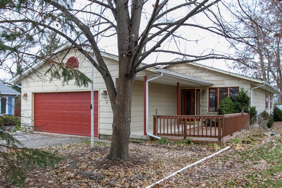 Real Estate Photography - 141 Oak Lane Dr, Lake Villa, IL, 60046 - Front View