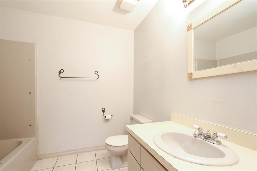 Real Estate Photography - 141 Oak Lane Dr, Lake Villa, IL, 60046 - Bathroom