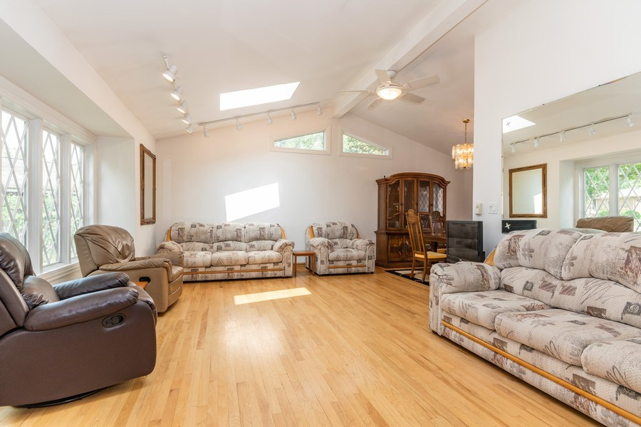 Real Estate Photography - 1714 W Stone Ave, Addison, IL, 60101 - Living Room