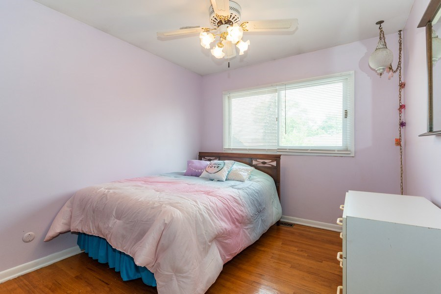 Real Estate Photography - 1714 W Stone Ave, Addison, IL, 60101 - 2nd Bedroom