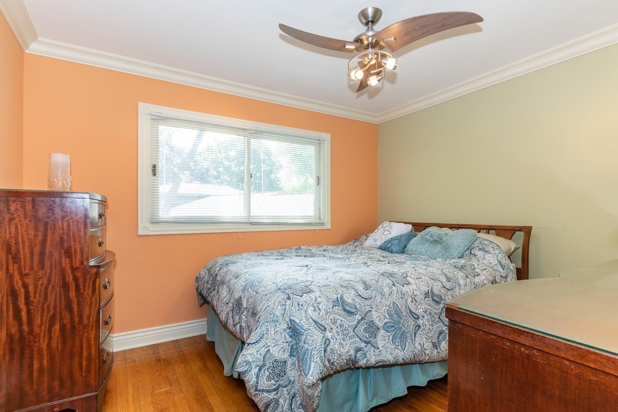 Real Estate Photography - 1714 W Stone Ave, Addison, IL, 60101 - 3rd Bedroom