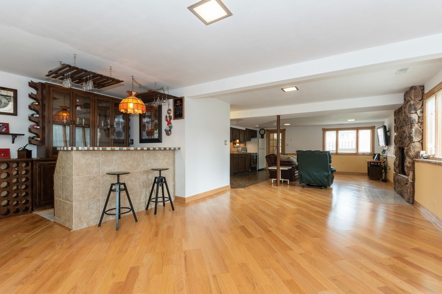 Real Estate Photography - 1714 W Stone Ave, Addison, IL, 60101 - Lower Level