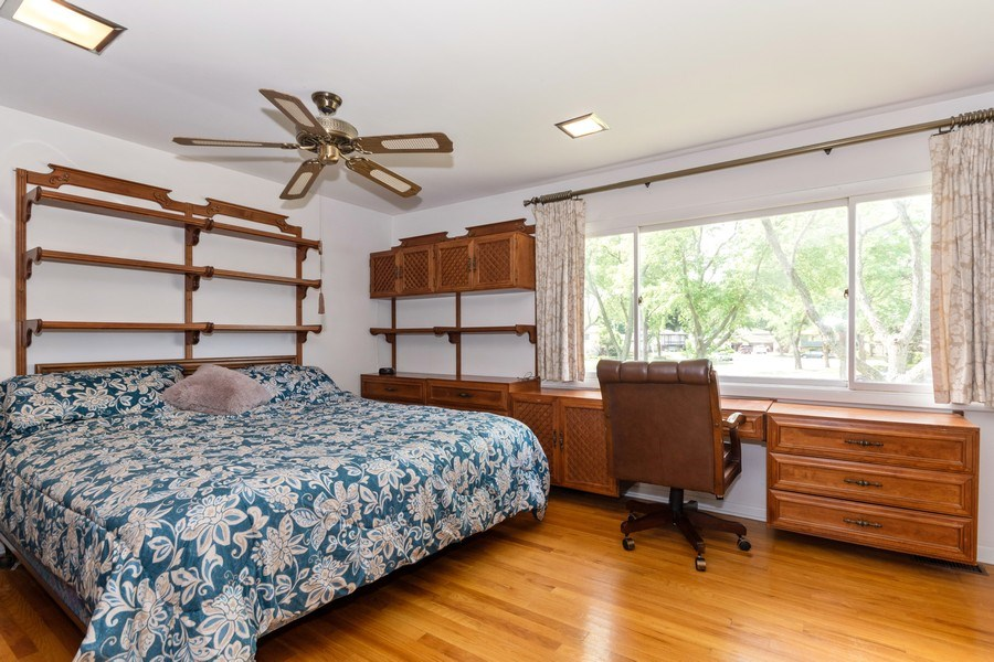 Real Estate Photography - 1714 W Stone Ave, Addison, IL, 60101 - Master Bedroom
