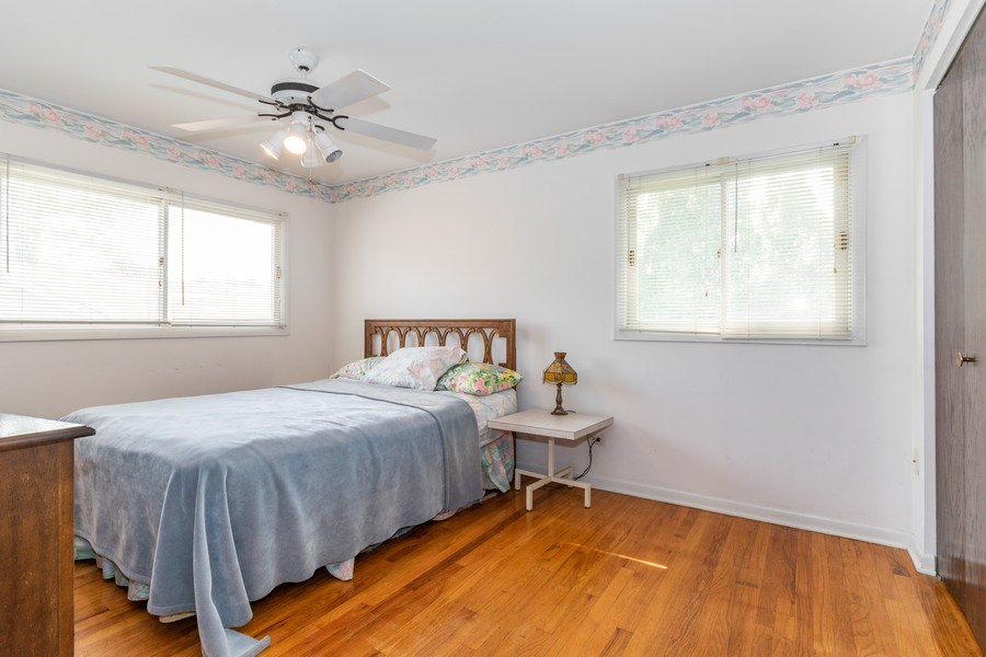 Real Estate Photography - 1714 W Stone Ave, Addison, IL, 60101 - Bedroom