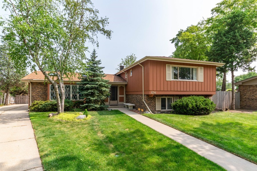 Real Estate Photography - 1714 W Stone Ave, Addison, IL, 60101 - Front View
