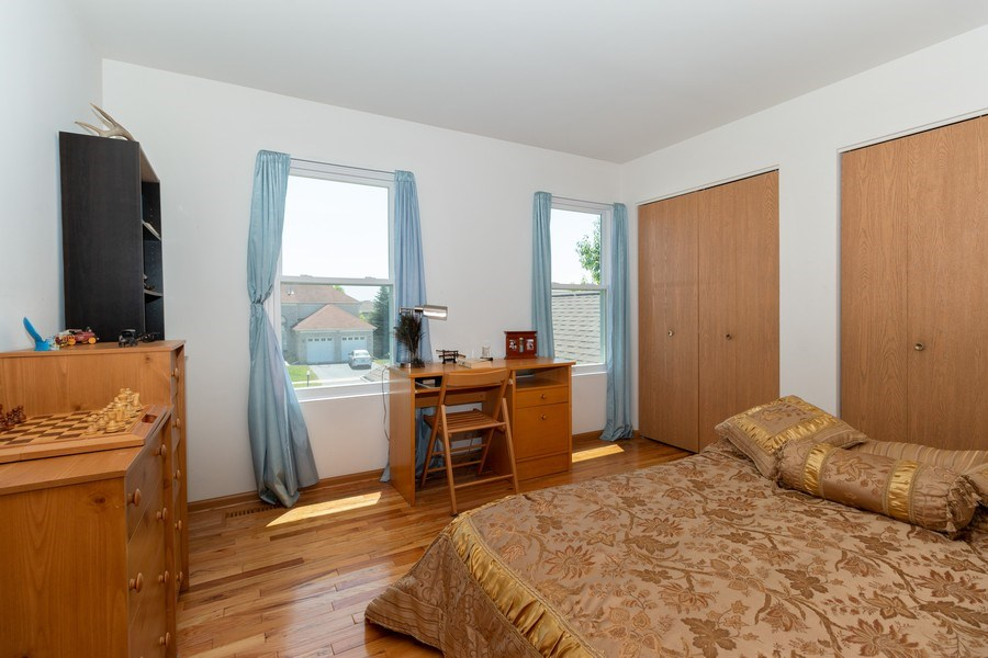 Real Estate Photography - 12214 Shagbark Drive, Plainfield, IL, 60585 - 2nd Bedroom